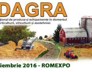 INDAGRA,  02 – 06 noiembrie 2016
