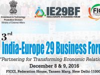 India Europa 29 Business Forum 2016