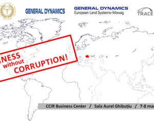 Workshop Business Without Corruption  (7 – 8 martie 2017)