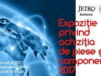 20 februarie – Expozitie privind achiziţia de piese si componente 2017