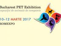 Bucharest Pet Exhibition (10 – 12 martie 2017)