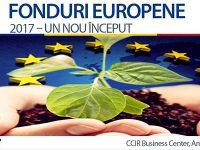 FONDURI EUROPENE 2017 – UN NOU ÎNCEPUT