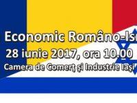 Forum economic romano-israelian la Iasi pe 28 iunie