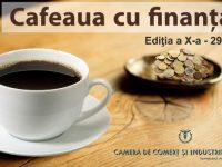 Cafeaua cu finanțări -editia a X-a