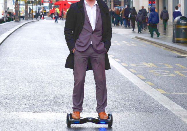 Hoverboard-ul si utilizarea lui in afacerile mici si mijlocii