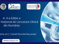 Congresul Național de Cercetare Clinică din România – CNCCR