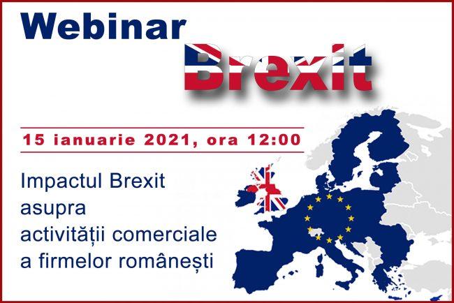 Impactul Brexit asupra activității comerciale a firmelor românești